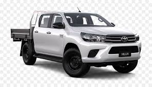Toyota Hilux Pickup truck Car Manual transmission - pickup truck png ...