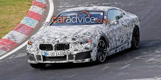 2018 bmw m8. contemporary bmw 2018 bmw m8 spied inside and out in bmw m8