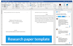 Style Templates Find A Research Paper Template Best Research And Writing