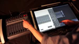 how to use a midi controller as an eos motorfaderwing luminosus tutorials
