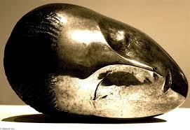 Resultado de imagen de La musa dormida de Brancusi