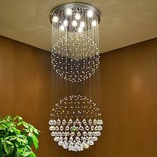 white pendant lighting. LED Crystal Ceiling Pendant Light Indoor Chandeliers Home Hanging Lighting Lamps Fixtures With 5W WARM White