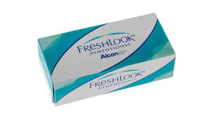 <b>Alcon</b>® <b>FRESHLOOK</b>® Dimensions®
