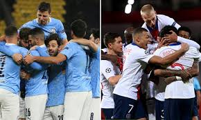 Manchester City v PSG semi-final suggests darker side of sport's fairytales  | Champions League