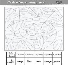 Coloriage Magique Jours De La Semaine