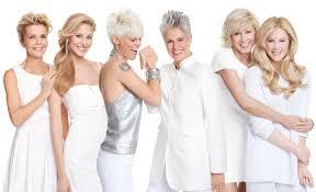 účesy Pro Starší ženy V Barvách Lichotícím Vráskám Vlasy Incz