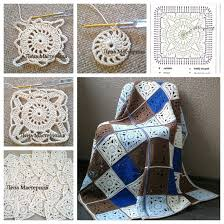 Easy Crochet Granny Squares Free Patterns New MutiPurpose Crochet Granny Squares Free Pattern And Guide