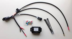 this kit is custom made for the new africa twin and is plug and play everything you need is included just strip your circuit wires and insert into the