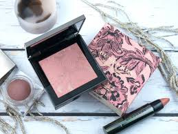 burberry fall 2017 blush makeup collection my burberry blush palette review and swatches