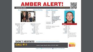 Amber Alert for Utah children who may ...
