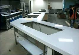 how much do corian countertops cost of solid surface per square foot installed