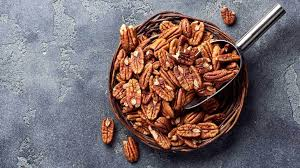 Low Fat Nuts Chart 9 Healthy Nuts That Are Low In Carbs