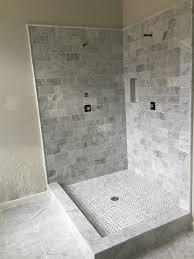 Carrara Marble Bathroom Remodel In West Lake HIlls Austin Tx Cool Carrara Marble Bathroom Designs