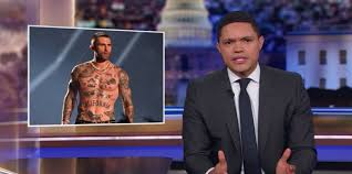 He is best known for hosting comedy central's 'the daily show' since september 2015. Trevor Noah Likens The Mueller Report To Maroon 5 S Tattooed Frontman The New York Times