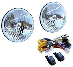 h halogen headlight conversion w heavy duty wiring harness kit h4 halogen headlight conversion w heavy duty wiring harness kit