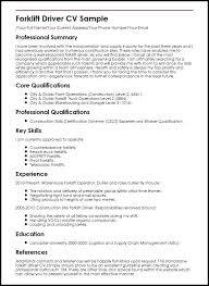 Warehouse Operative Job Cv Description Template Alluring Resume