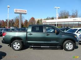 2008 Toyota Tundra TRD CrewMax 4x4 in Timberland Green Mica ...