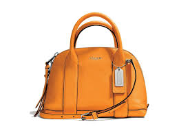 COACH 30143 Bleecker Mini Preston Satchel in Pebbled Leather