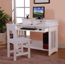 white desk with hutch. Discovery World Furniture White Desk With Hutch