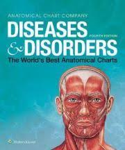 Diseases Disorders Anatomical Chart Company 9781975110239