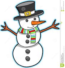 Holidays Snowman Holiday Snowman Vector Stock Vector Illustration Of Illustration