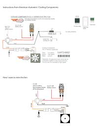 2 speed fan wiring diagram webtor me