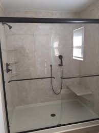 cost to install a walk in shower