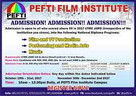 pefti pefti film institute national diploma facebook no automatic alt text available