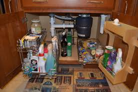 Under Kitchen Sink Storage Creative Storage Blog Tips To Help You Get Organized