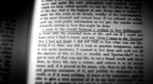 literary analysis why i went to the woods by henry david thoreau literary analysis why i went to the woods by henry david thoreau