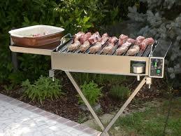 Barbecue Da Esterno In Pietra : Barbecue a gas lavorazioni in ferro e acciaio per complementi di