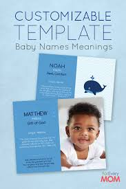 100 cute baby boy names with meanings