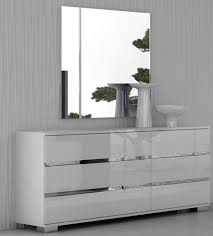 select the white gloss furniture to enhance your home's look