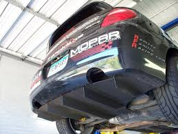 Gauging Interest: New Aluminum Rear Diffuser - Dodge SRT Forum