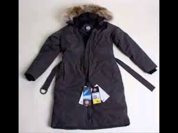 Womens Apparel  Canada Goose Women s Whistler Parka Review