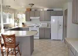 grey chalk paint kitchen cabinets color style kitchen white