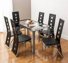 rectangle glass dining room table. Full Size Of Dinning Room:round Glass Dining Table Set For 4 Ikea Chairs Rectangle Room B