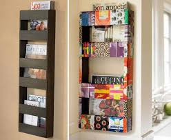 Plastic Magazine Holders Staples Delectable Fascinating Wall Magazine Rack 32 Home Clear Staples Argos