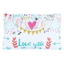 <b>Подушка декоративная</b> Morbiflex Casa Love <b>You</b> 30х50 см
