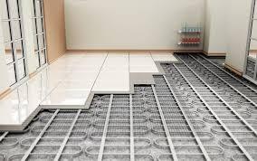 hydronic floor heating contractor