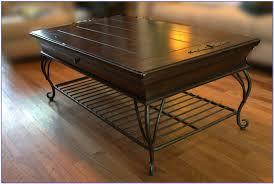 wrought iron and wood furniture. 30 Best Collection Of Wrought Iron Coffee Tables Wood Table And Home Furnitur Furniture L