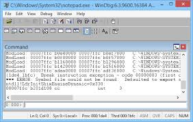 Getting Started With Windbg User Mode Windows Drivers
