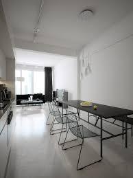 interior design furniture minimalism industrial design. Dining Room:Dining Room Set Furniture Ideas With Minimalist Industrial Smart Picture Table Black Interior Design Minimalism