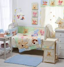 disney hiding pooh crib bedding collection  pc crib bedding set