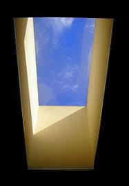 skylight lighting. a skylight providing internal illumination lighting