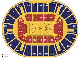 University Of Illinois Football Seating Chart Basketball Seating Niu Convocation Center