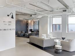 office cliches. LinkedIn\u0027s New York Office Stays Chic Without Using Cliches L