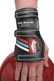 Wrist Master Ii Bowling Glove