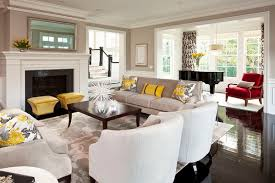 ... Picturesque Furniture White Living Room 005 Top Consideration For