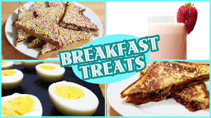 Easy Things To Make Quick And Easy Breakfast Recipes Fun Food For Kids Healthy